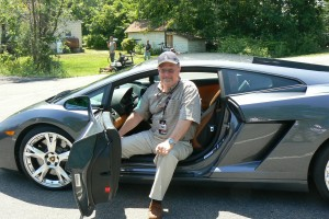 Roland in the Gallardo